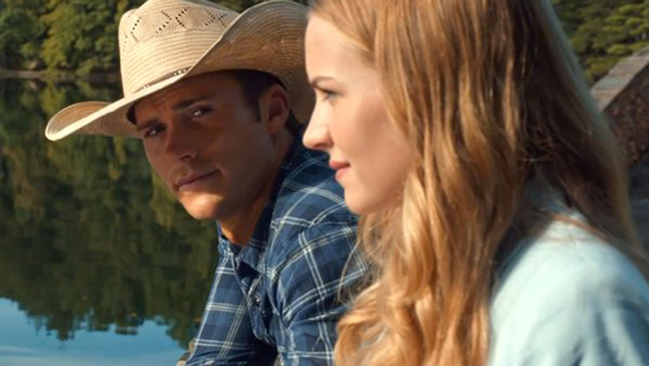 Scott Eastwood Britt Robertson The Longest Ride - H 2014