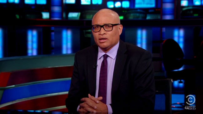 Larry Wilmore Daily Show - H 2014