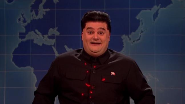 Kim Jong Un SNL Weekend Update - H 2014