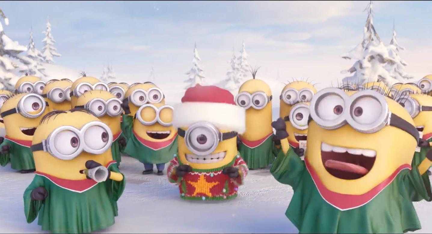 Minions AMC Ad - H 2014