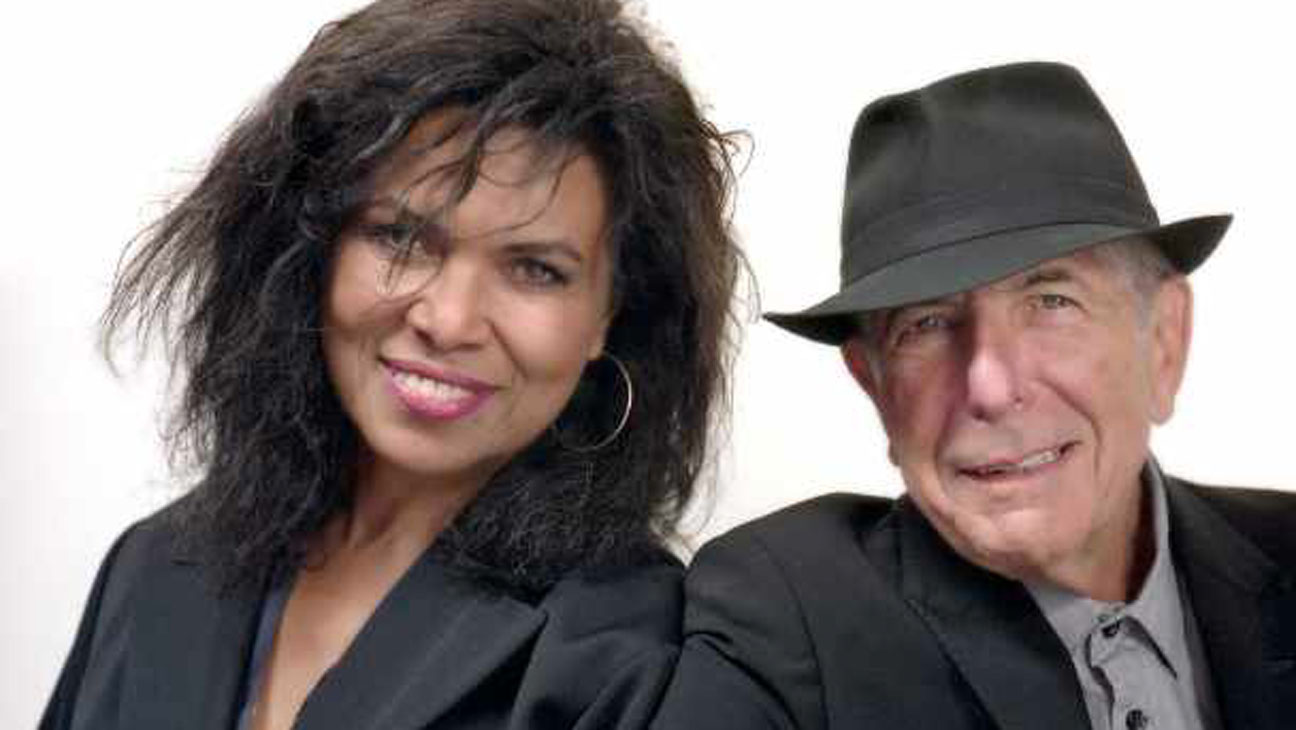 Sharon Robinson and Leonard Cohen - H 2014