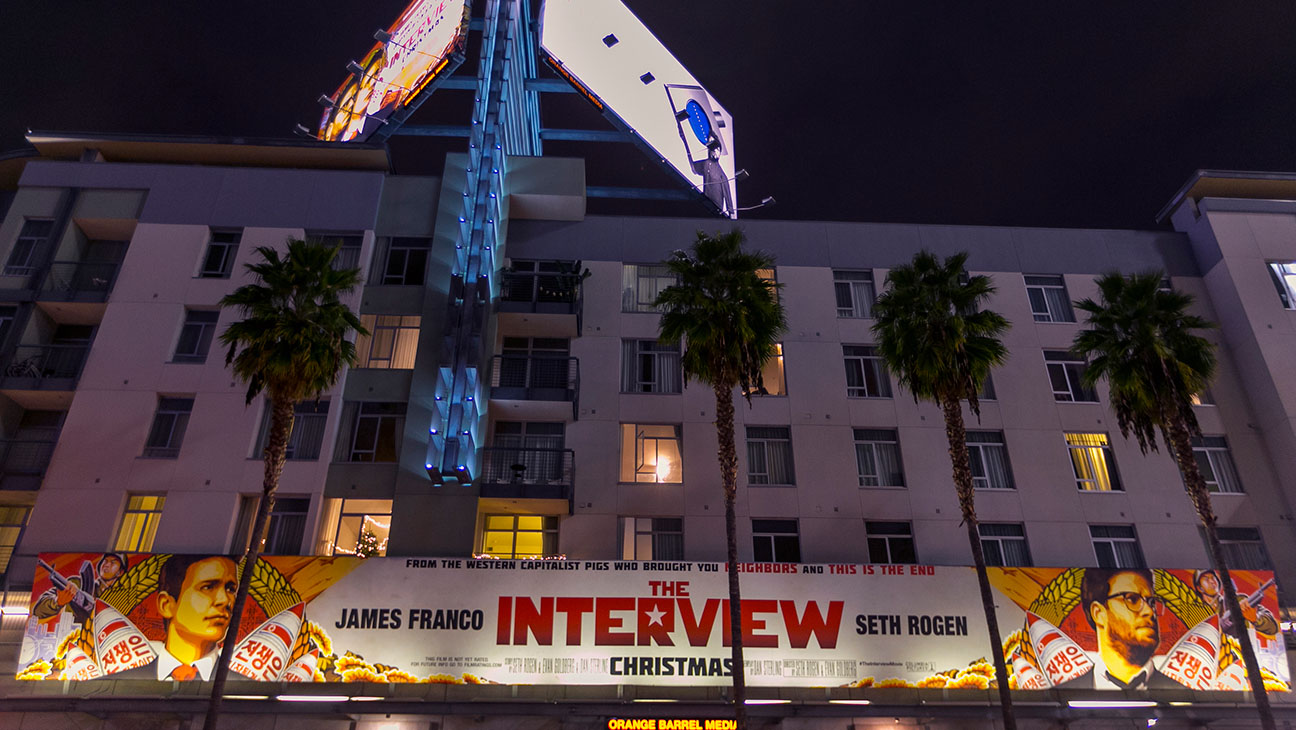 Sony Theater Hack The Interview - H 2014
