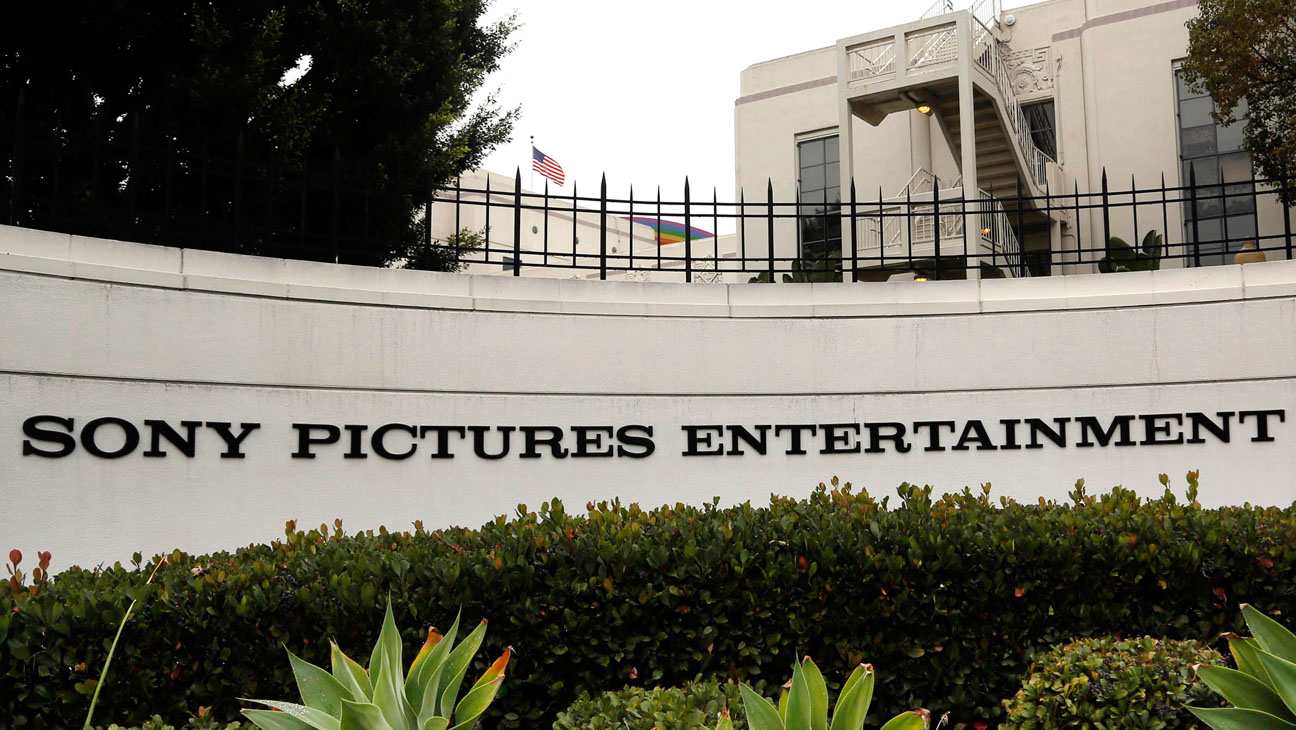 Sony Pictures Entertainment Studios - H 2014