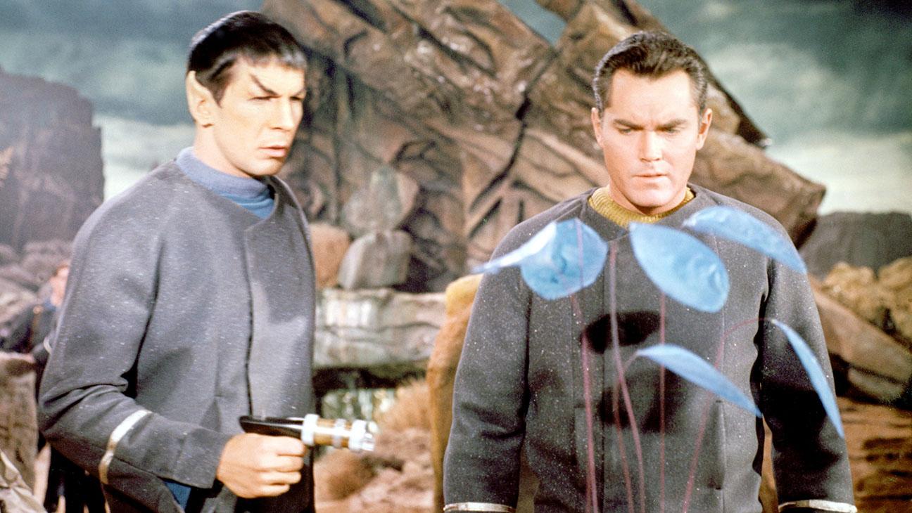 Star Trek TV Pilot The Cage Still - H 2014
