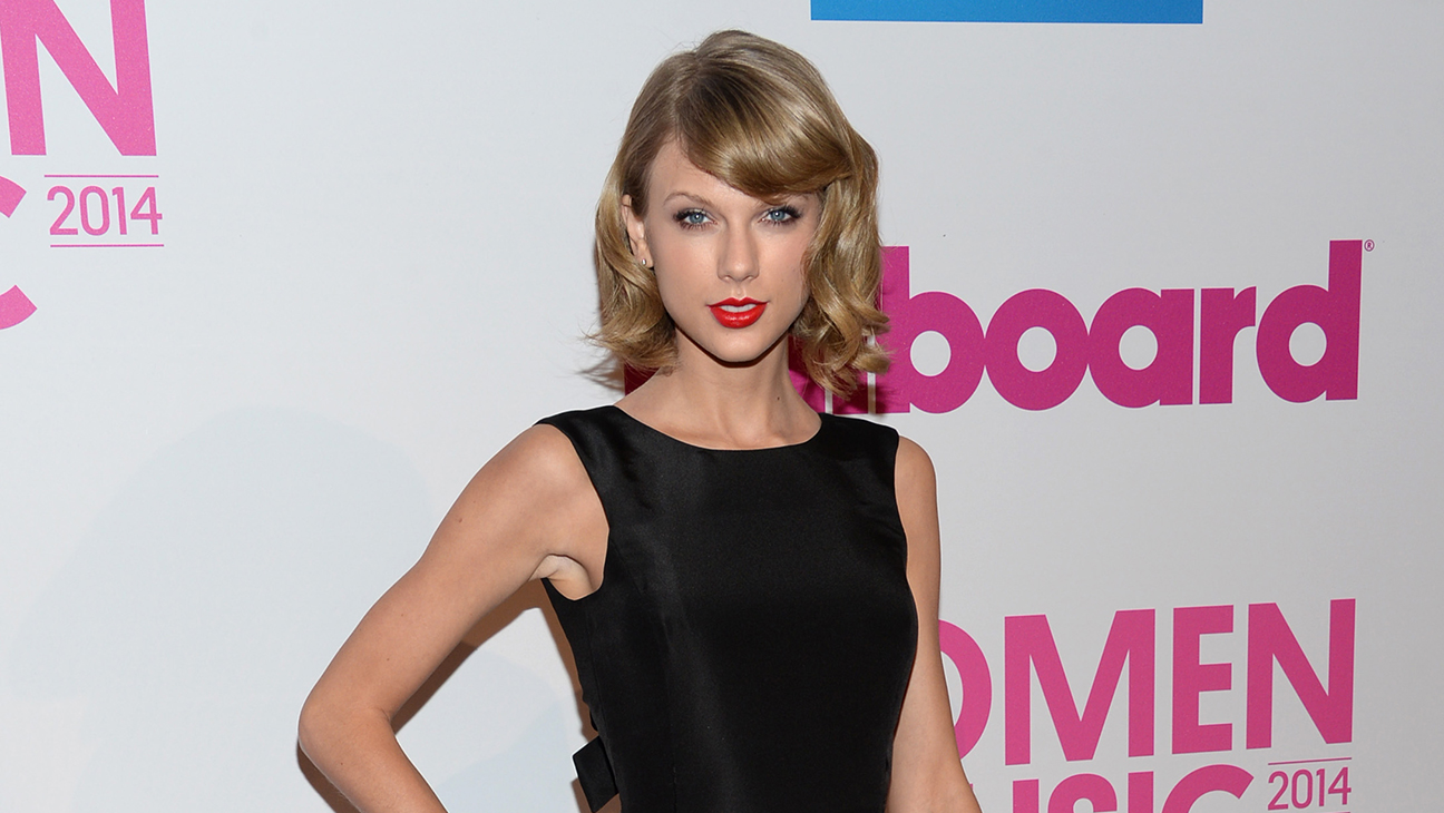Taylor Swift Billboard Women in Music H 2014