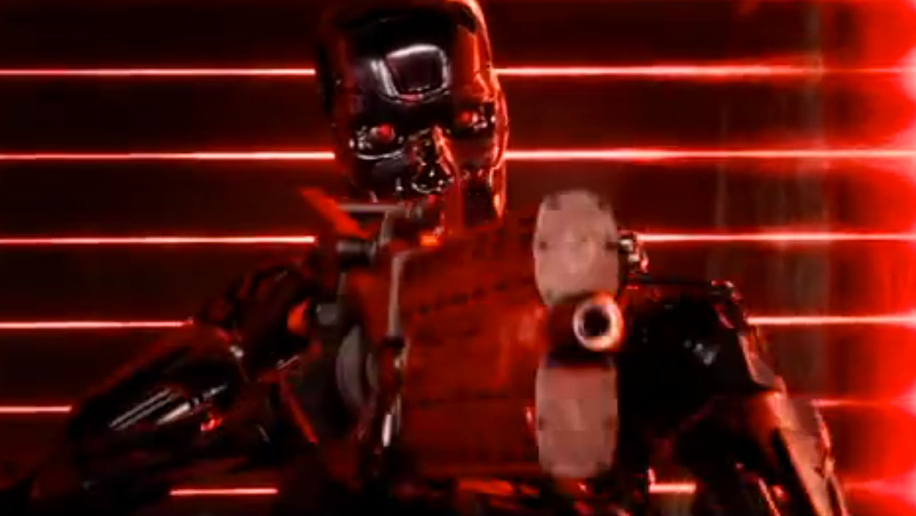 Terminator Genisys Trailer - H 2014