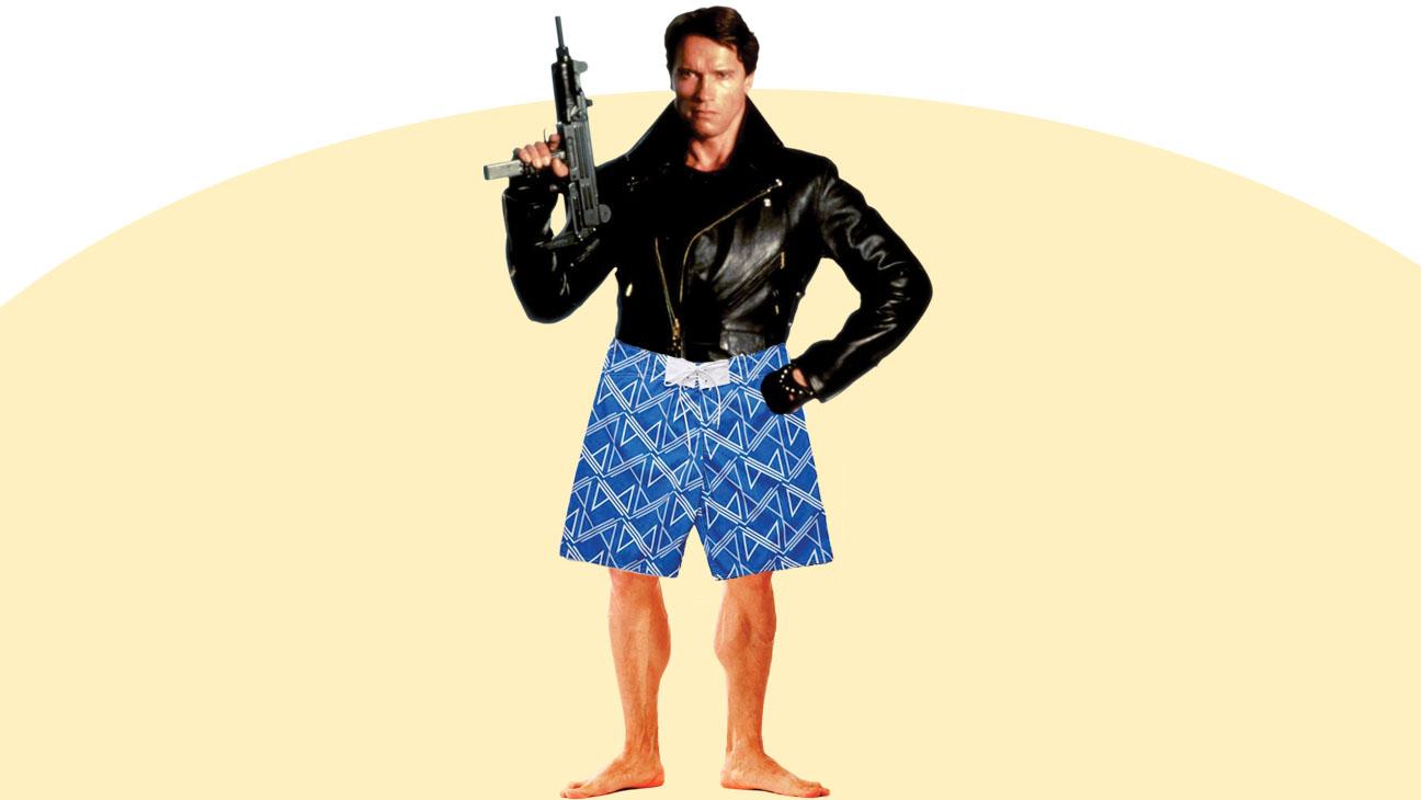 Terminator Genisys Island Style Garments Comp - H 2014