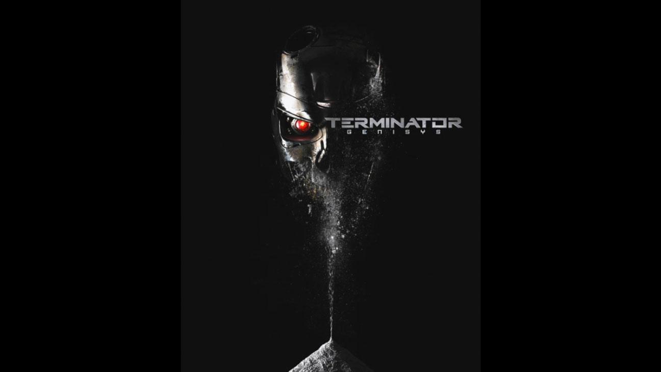 Terminator Moving Poster - H 2014
