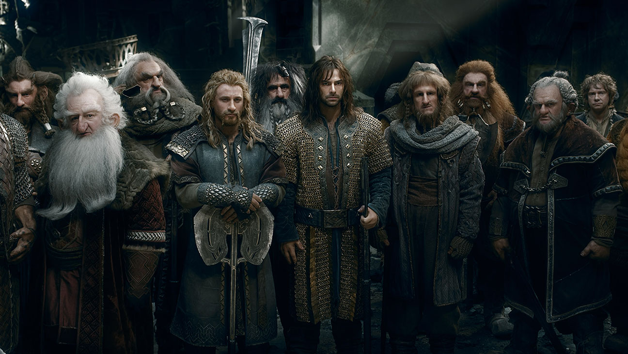 The Hobbit: The Battle of Five Armies Still 1 - H 2014