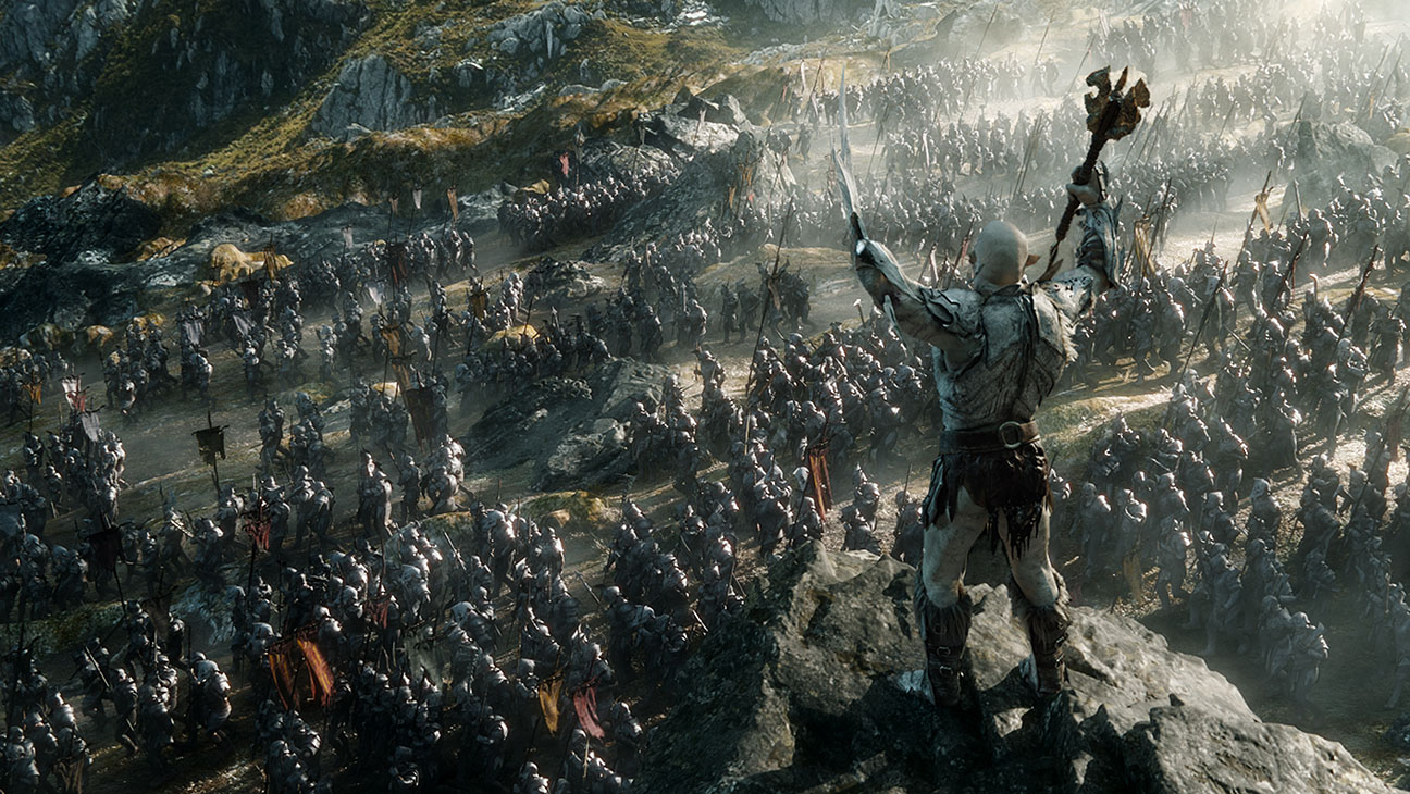 The Hobbit: The Battle of Five Armies Still 2 - H 2014