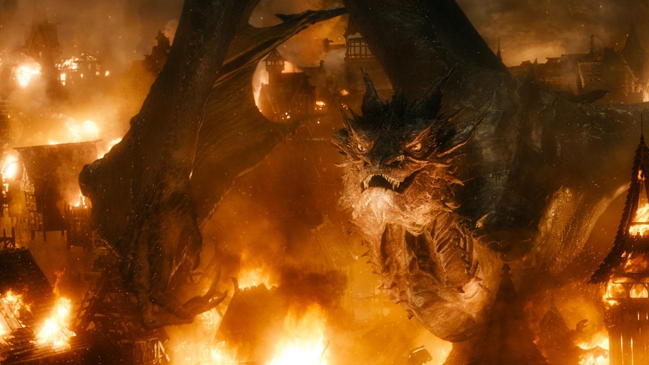 The Hobbit: The Battle of Five Armies Still 4 - H 2014