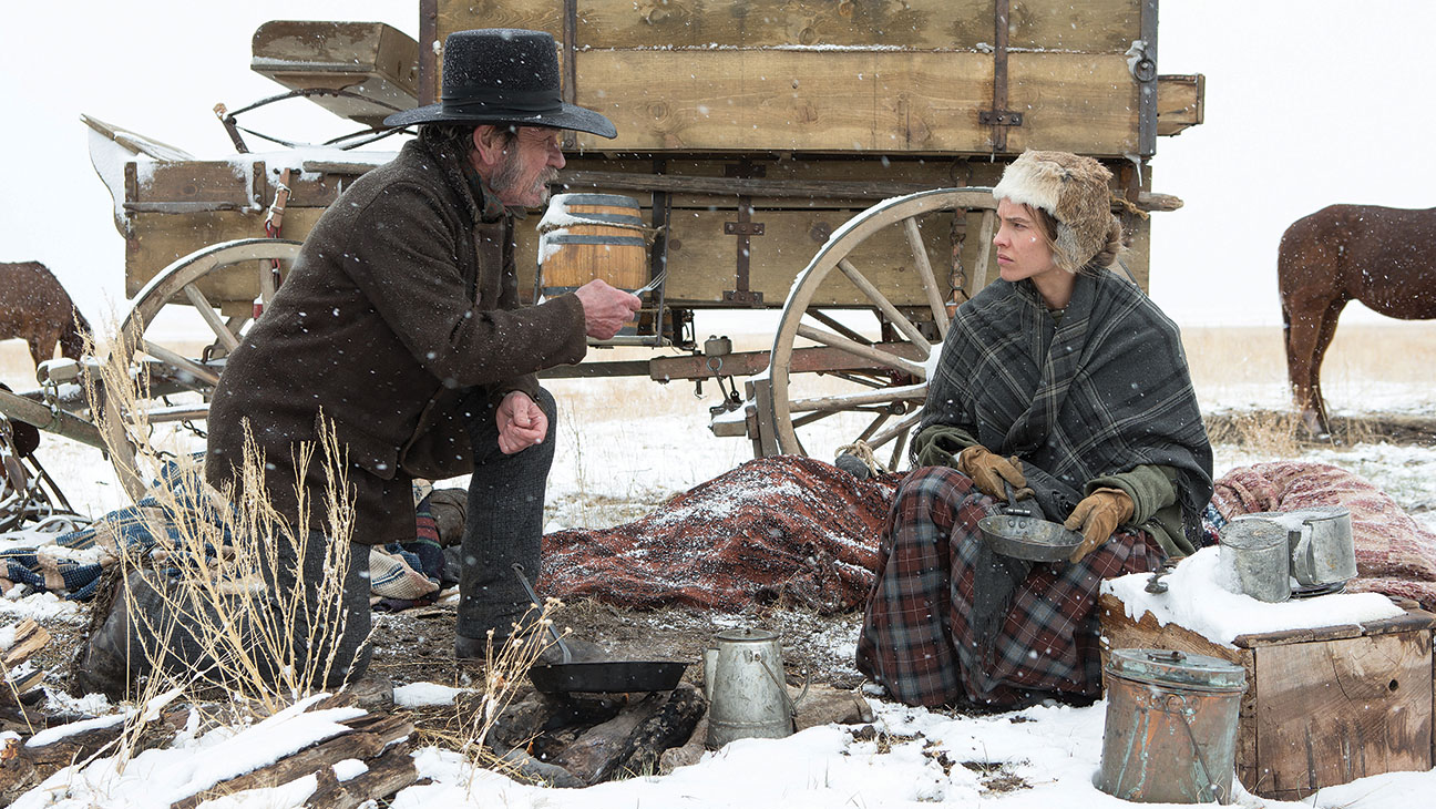The Homesman Still - H 2014