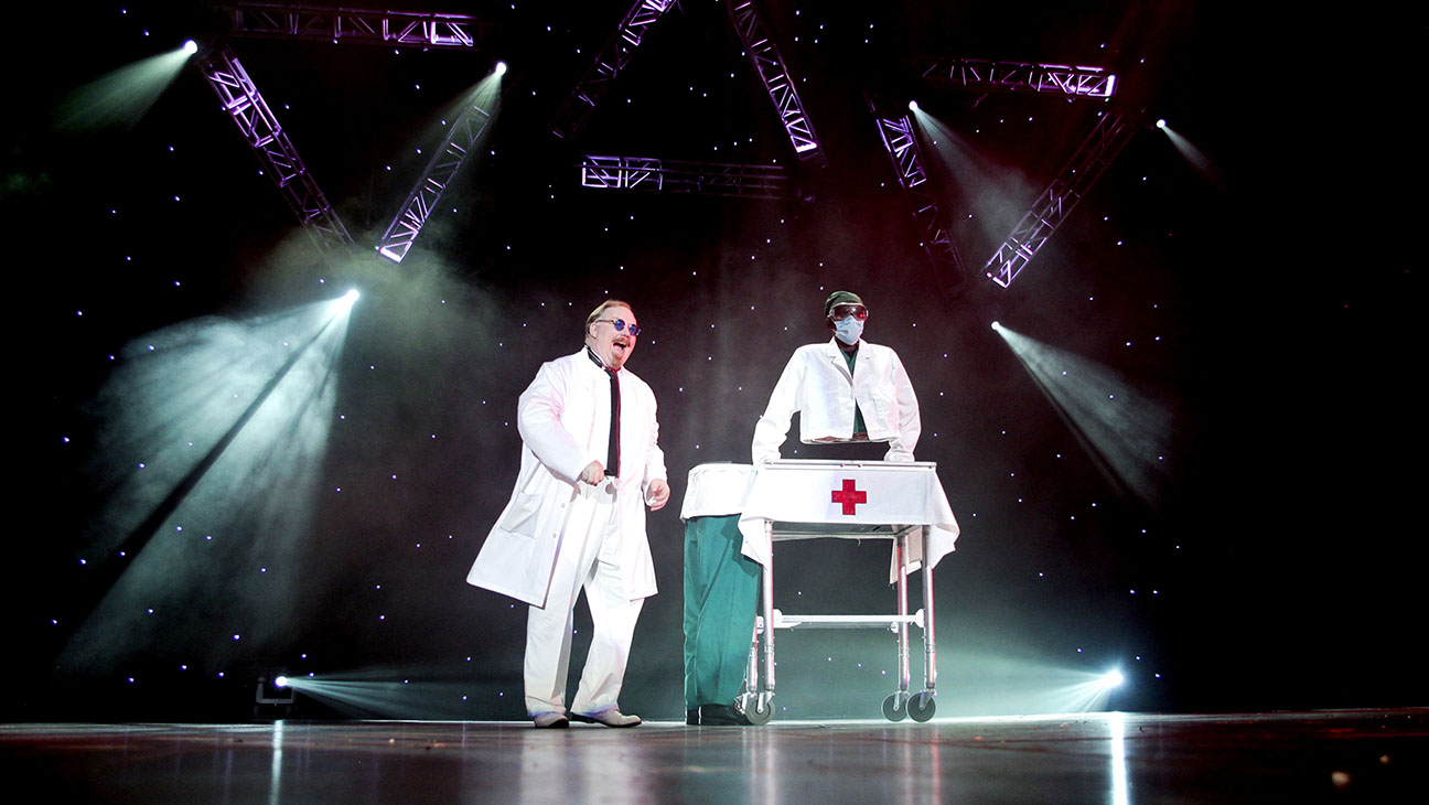The Illusionists Production Still - H 2014