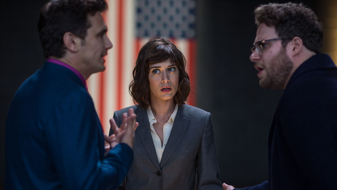 The Interview Still 1 - H 2014