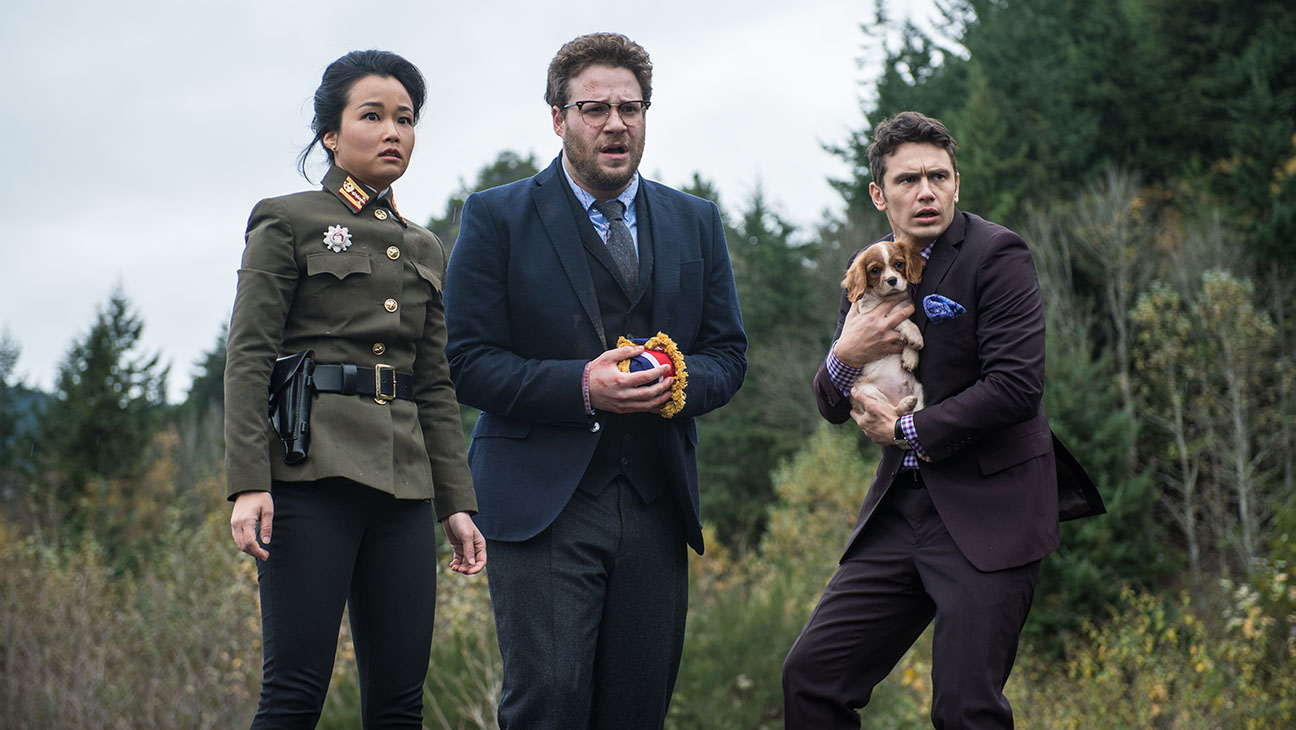 The Interview Still 3 - H 2014