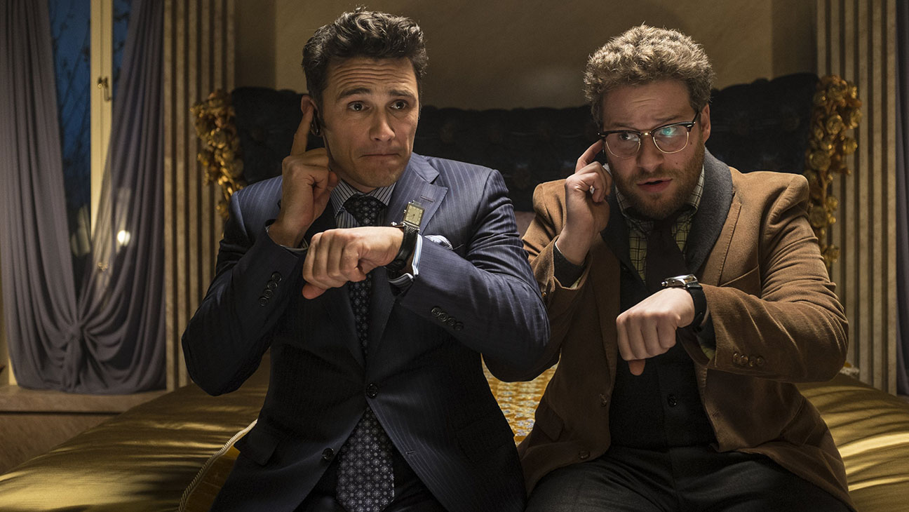 The Interview Still 6 - H 2014