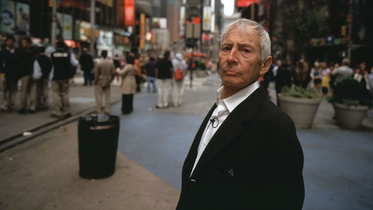 The Jinx: The Life and Deaths of Robert Durst - H 2014
