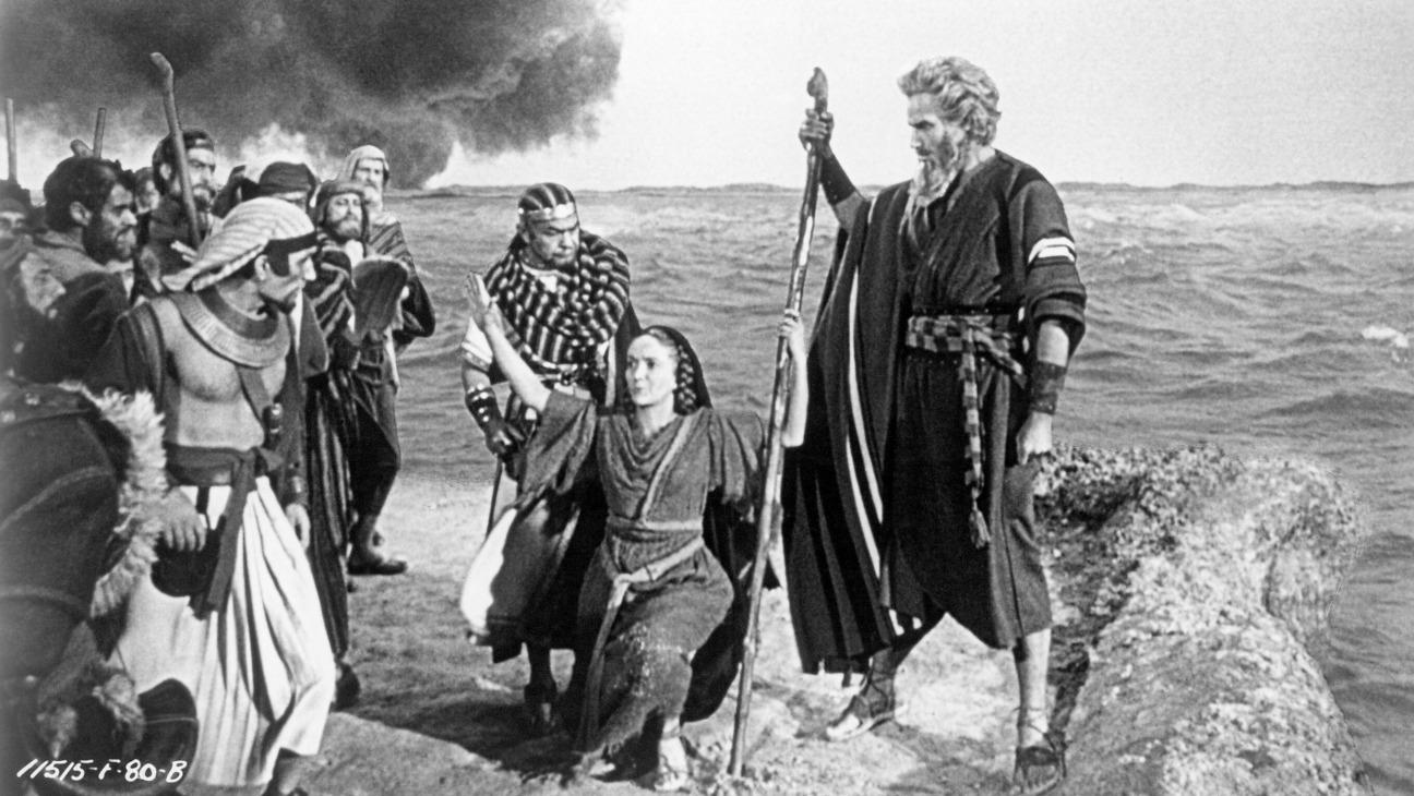 The Ten Commandments - H - 1956