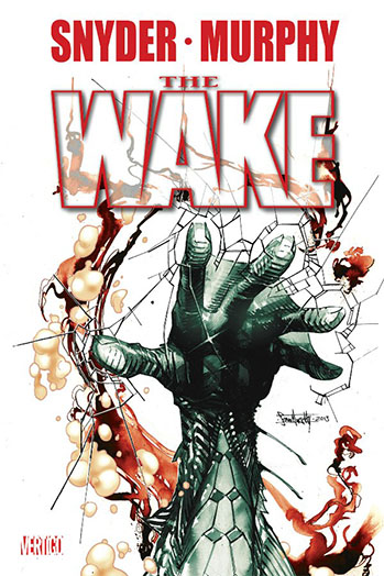 The Wake Cover - P 2014
