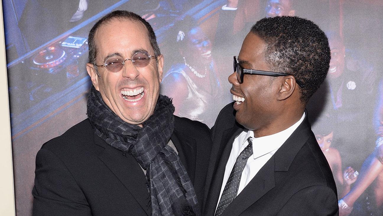 Top 5 Premiere Chris Rock Jerry Seinfeld - H 2014