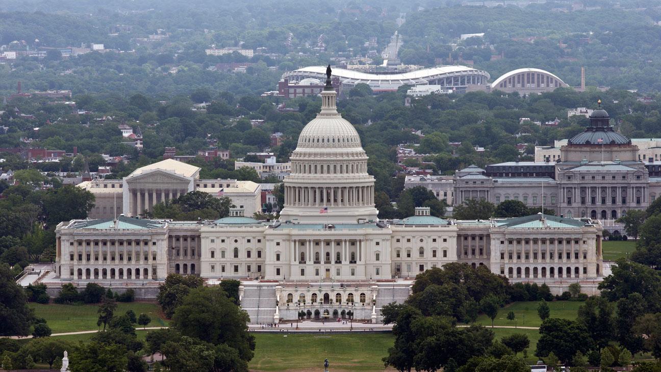 U.S. Captial Building - H 2014
