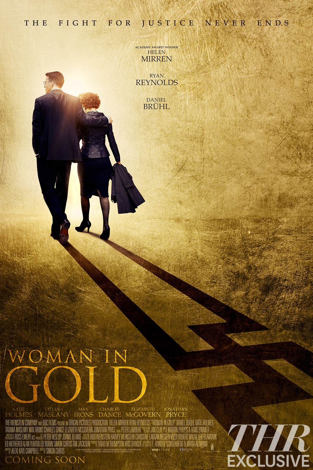 Woman in Gold Poster Exclusive - P 2014