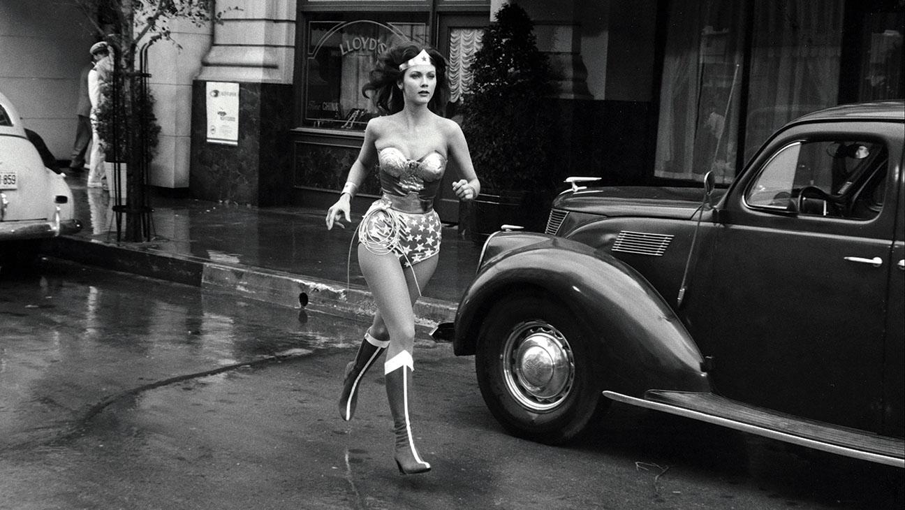 Wonder Woman Pilot Still - H 2014