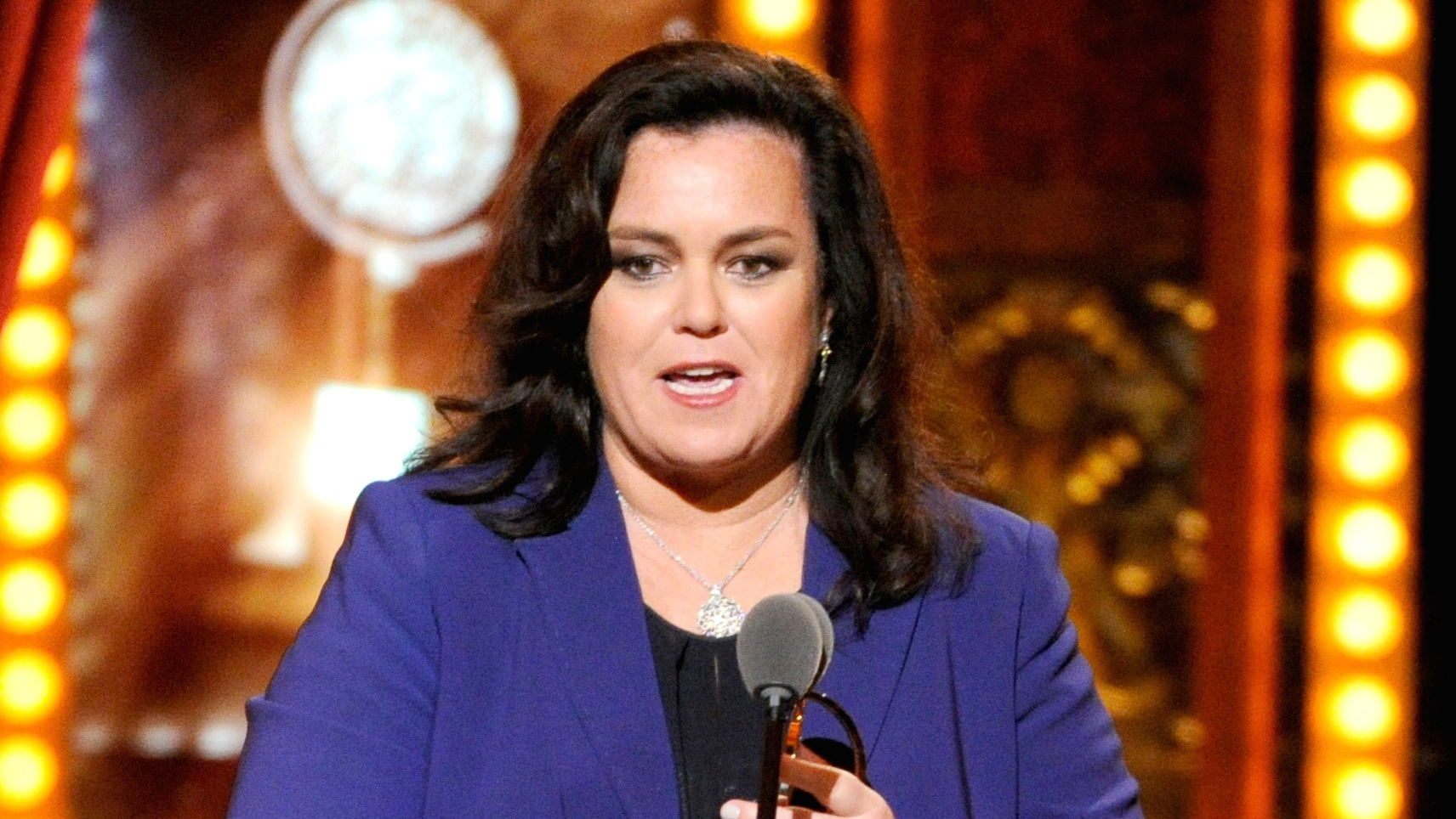 Rosie O'Donnell - H 2015