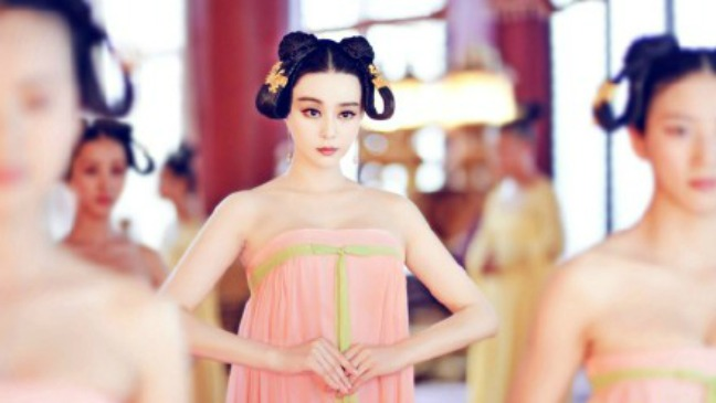 Empress of China Still - H 2015