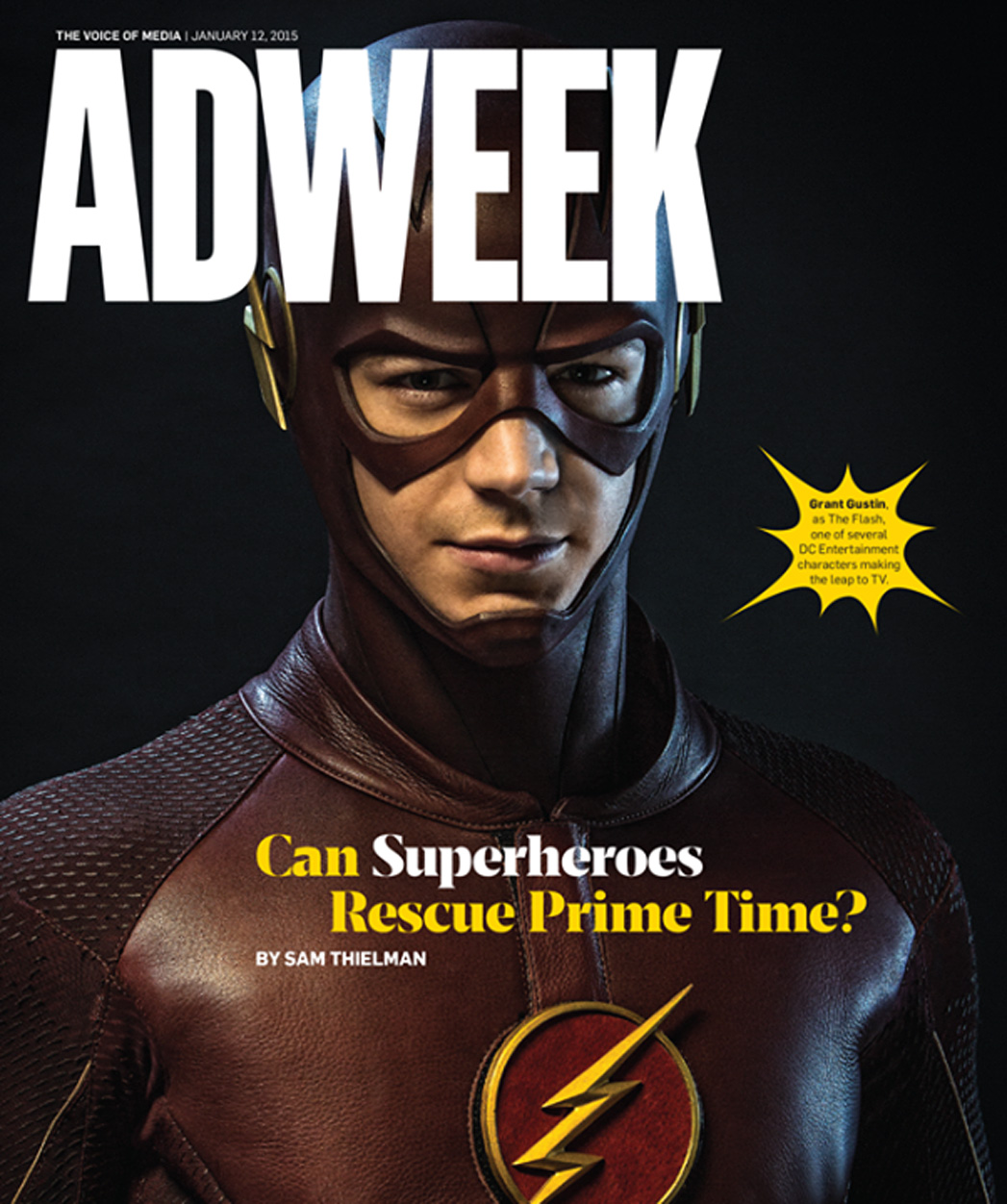 Adweek The Flash - P 2014