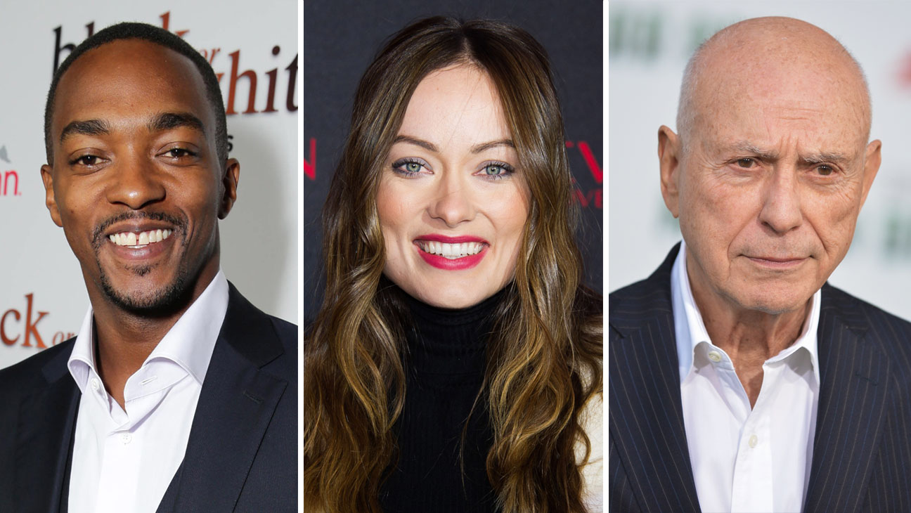 Anthony Mackie Olivia Wilde Alan Arkin Split - H 2015