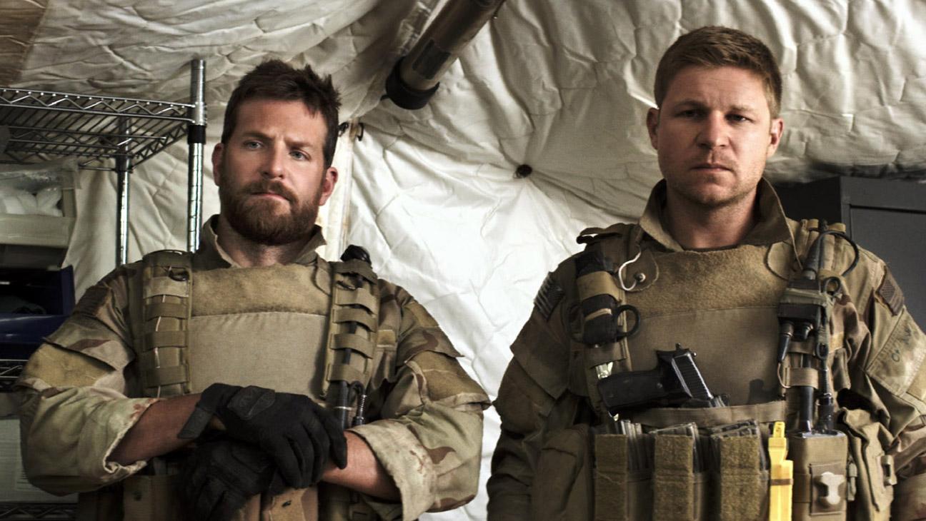 DON'T USE Kevin Lacz American Sniper Still - H 2014