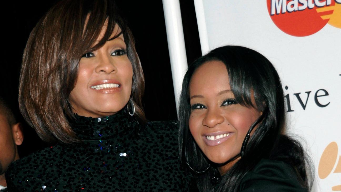 Whitney Houston Bobbi Kristina Brown - H 2015