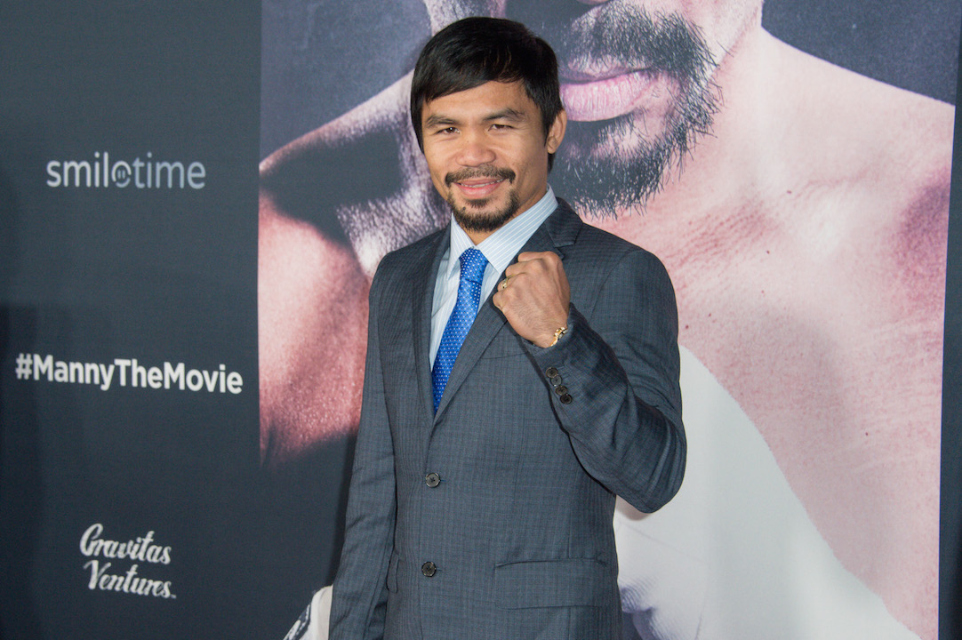 Nike Drops Manny Pacquiao in Wake of Anti-Gay Statements | Hollywood Reporter