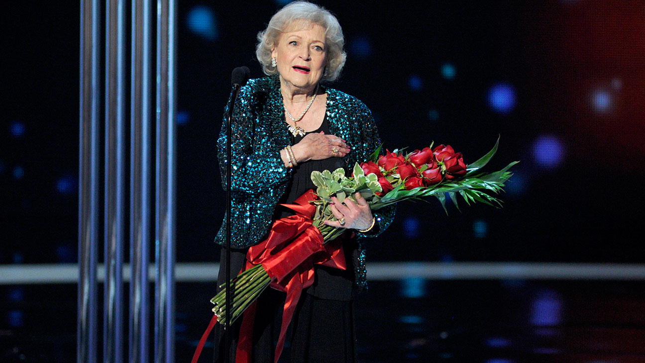 Betty White People's Choice - H 2015