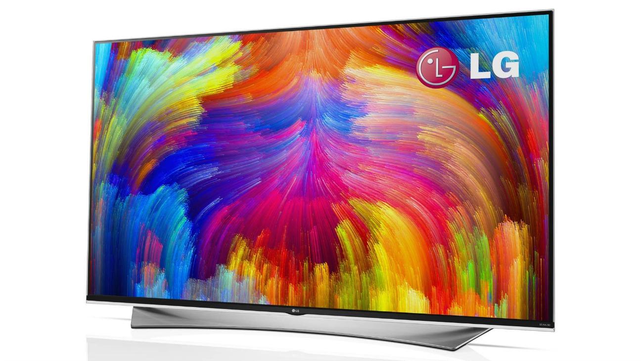 LG Electronics 4K Ultra HD TV - H 2015