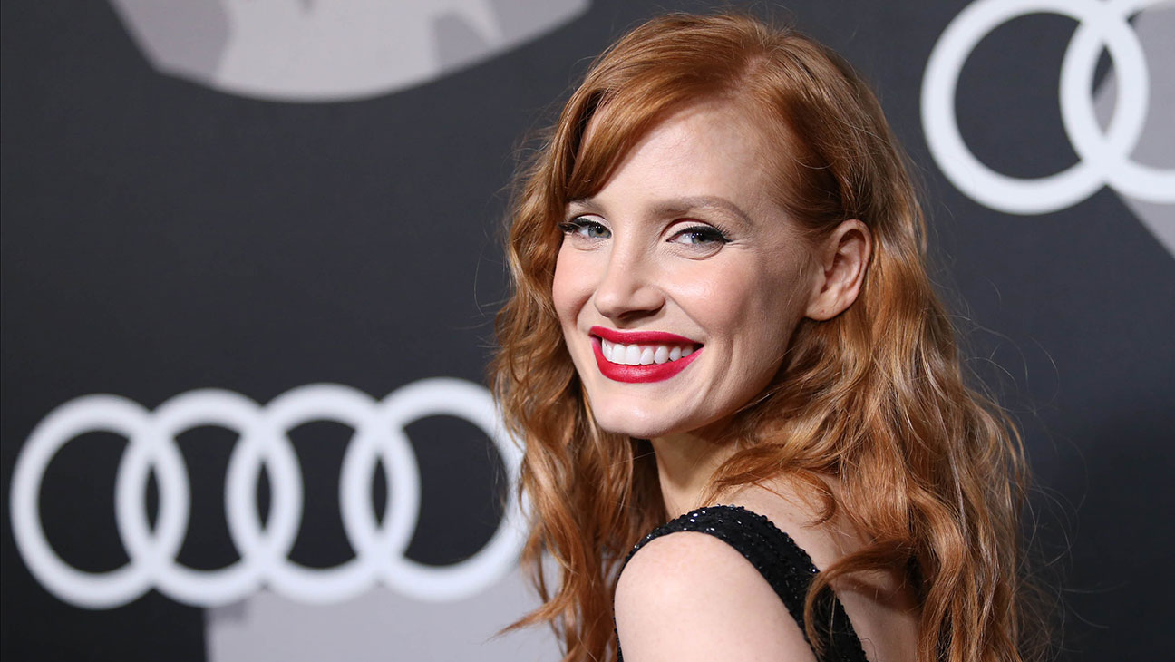 Jessica Chastain AUDI Party - H 2015