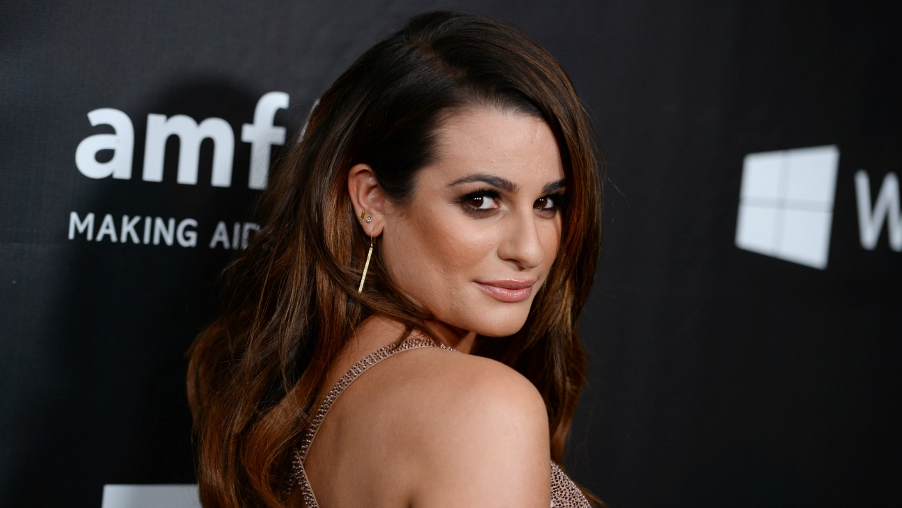 Lea Michele - H 2015