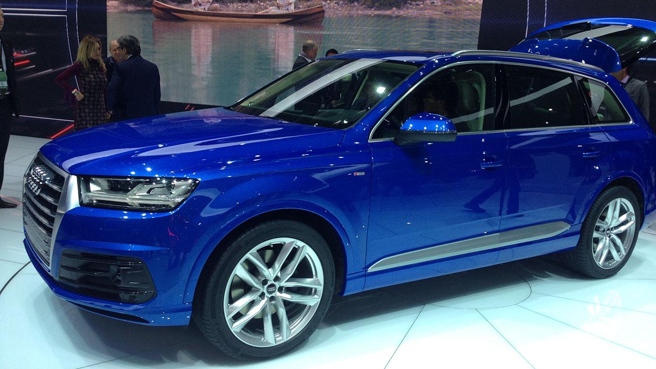 Audi Stationwagon SUV thing - H 2015