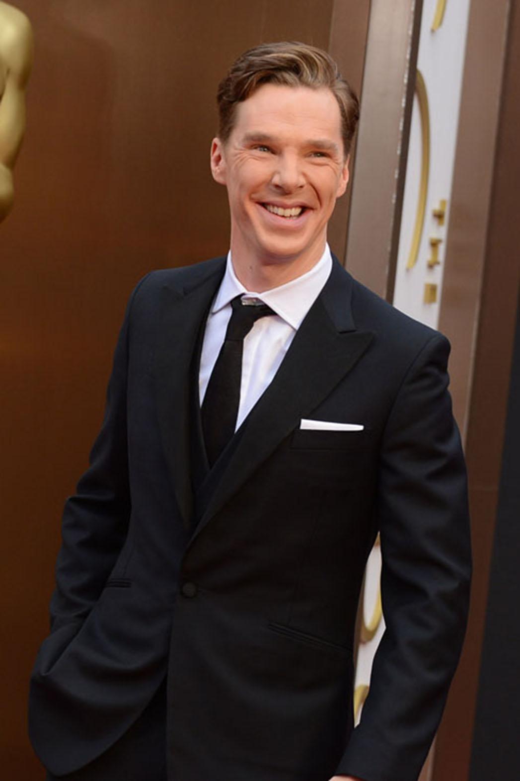 Benedict Cumberbatch - P 2015