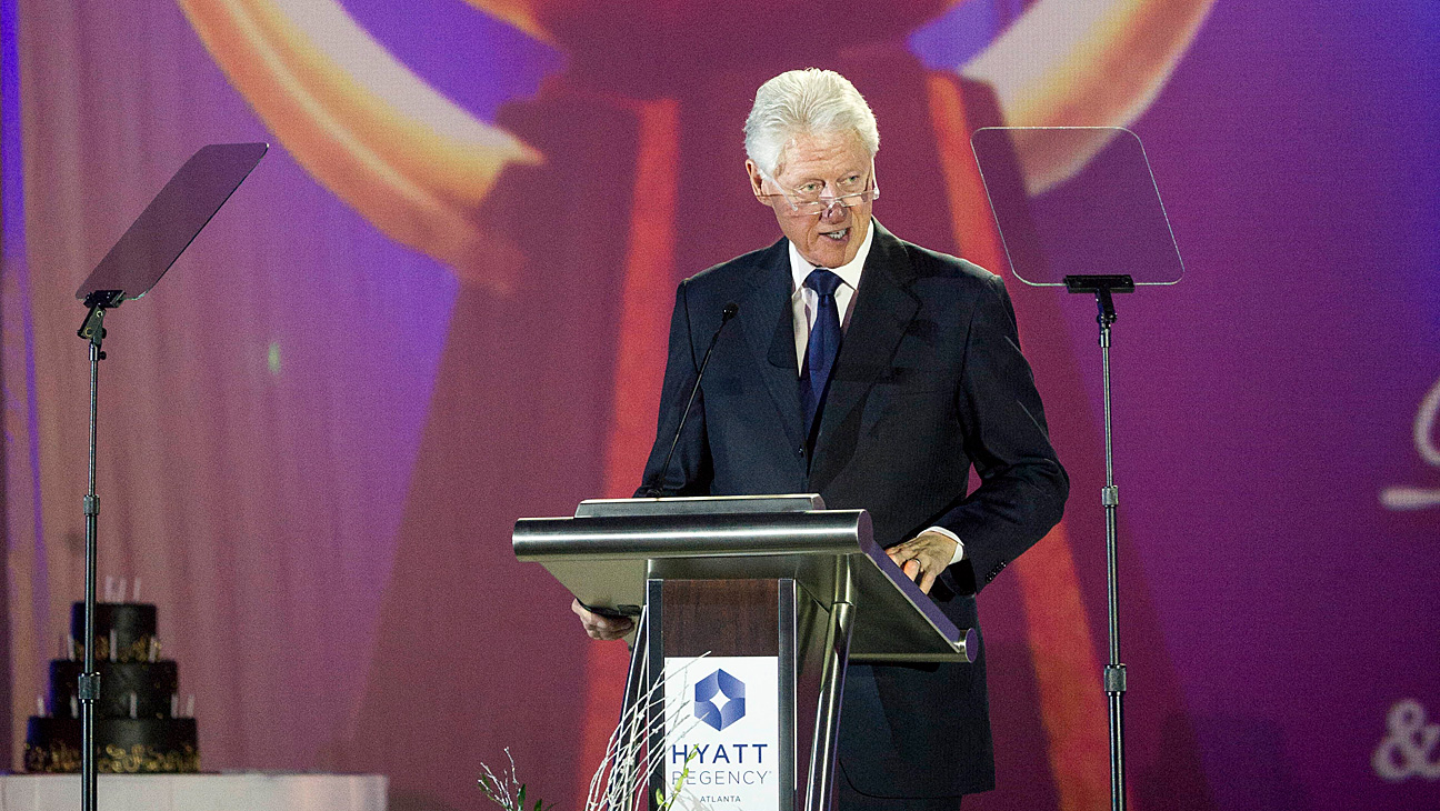 Bill Clinton Salute to Greatness - H 2015