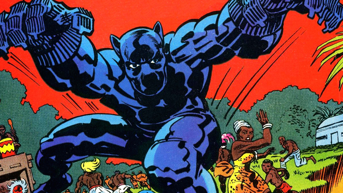 Black Panther Kirby - H 2015