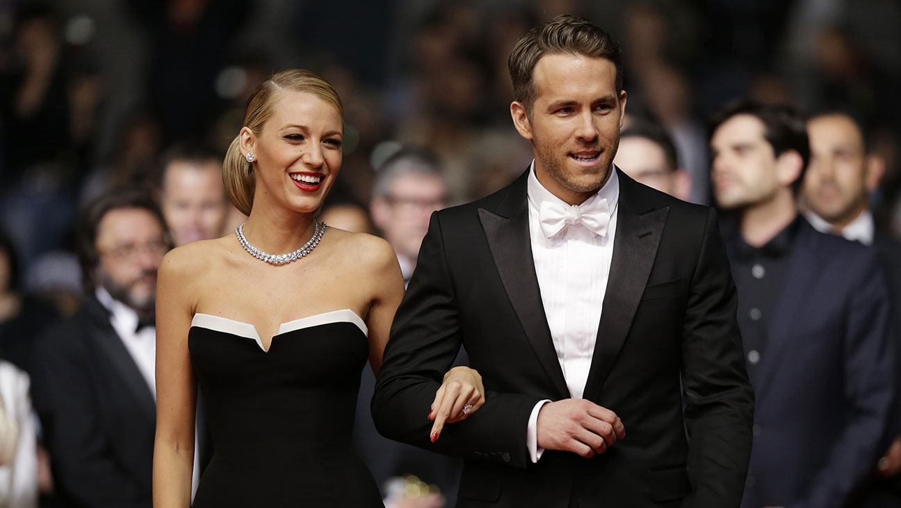 blake lively and ryan reynolds - H 2015