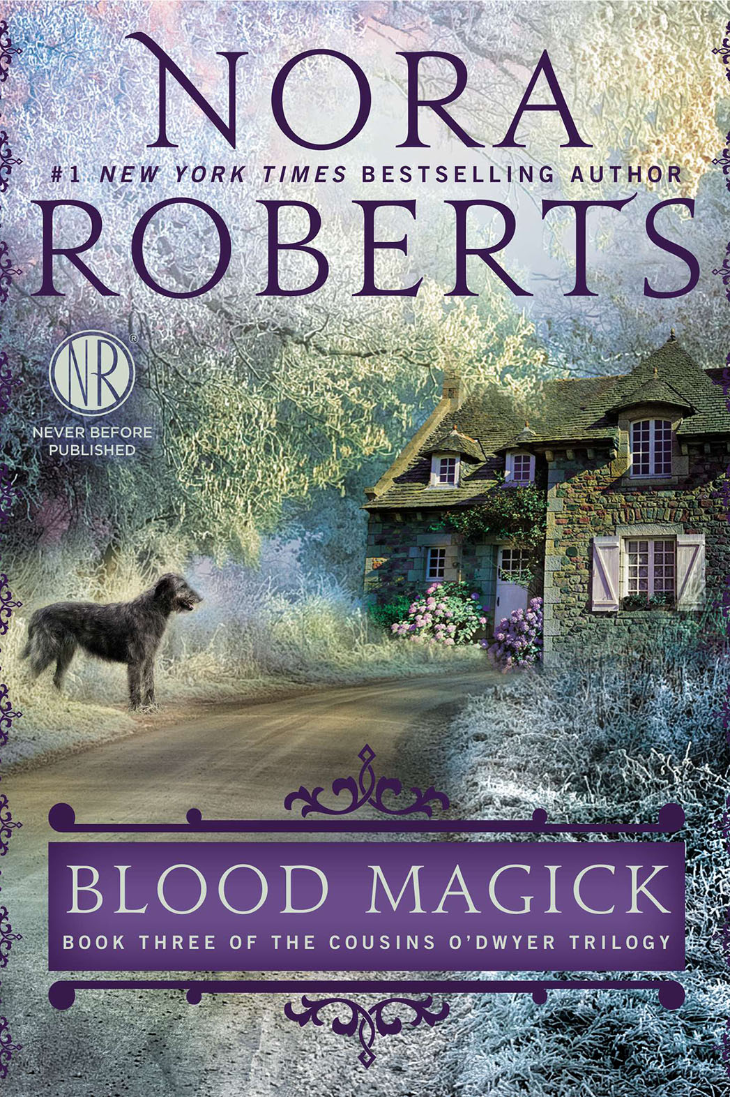 Blood Magick Cover - P 2015