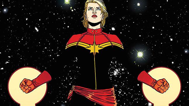 Captain Marvel - H 2015