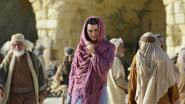 CBS The Dovekeepers - H - 2014