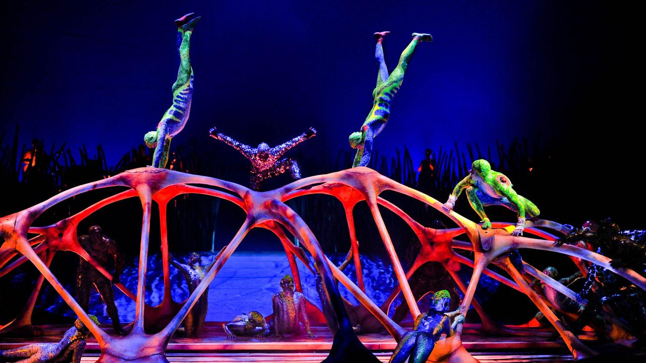 Cirque du Soleil - H 2014