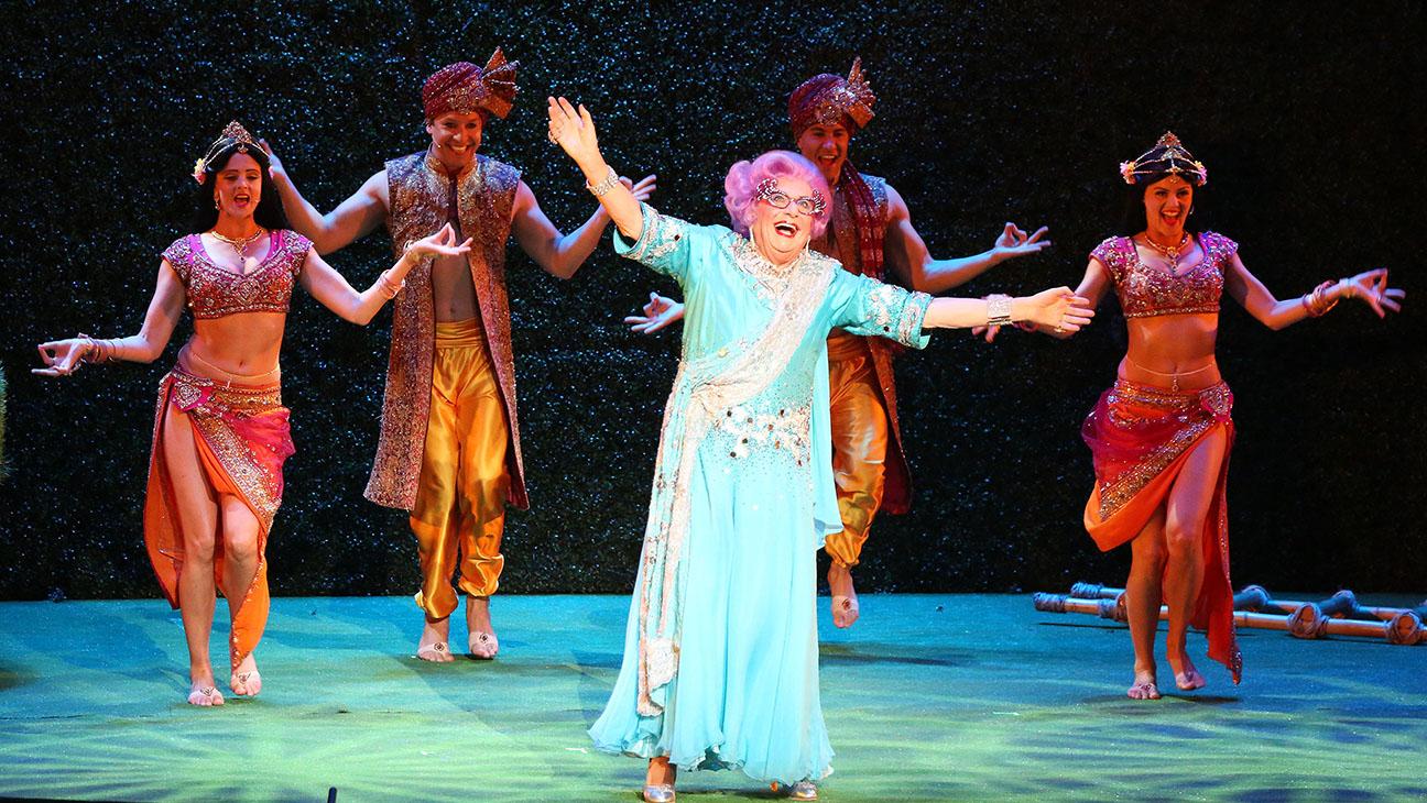 Dame Edna's Glorious Goodbye The Farewell Tour - H 2015
