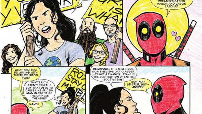 Deadpool Silverman - H 2015