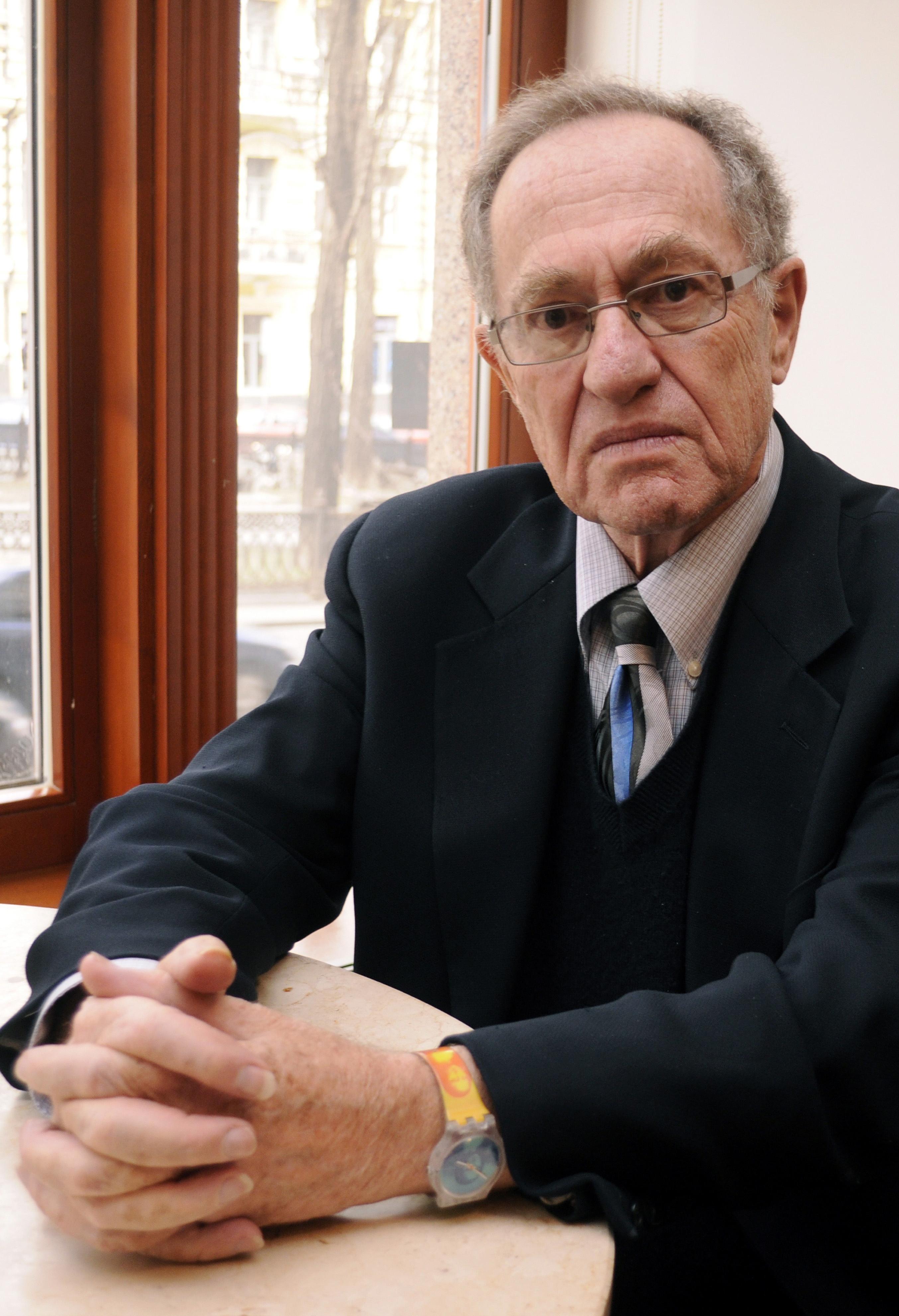 Alan Dershowitz - P 2014